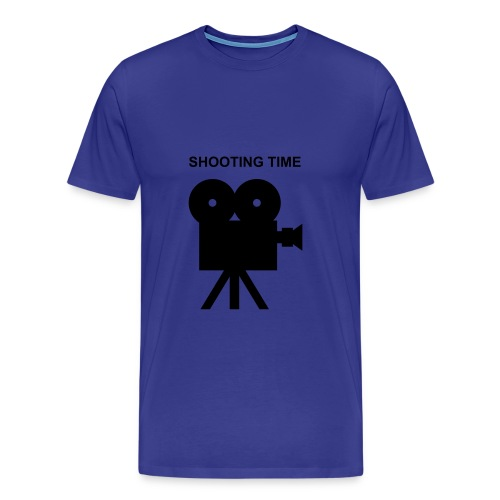 Shooting Time!! - Men's Premium T-Shirt