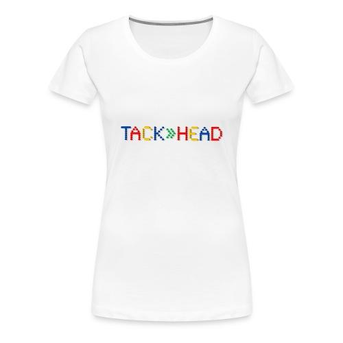 TACKHEAD logo - Women's Premium T-Shirt
