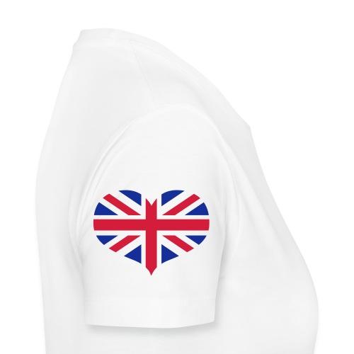 I love UK - Frauen Premium T-Shirt