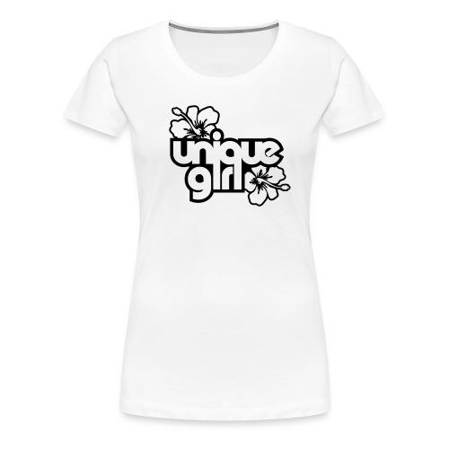 Unique - Camiseta premium mujer