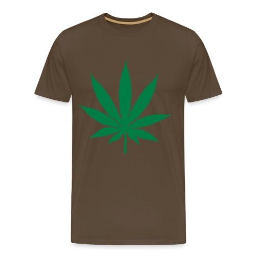 Weed  Rush - Mannen Premium T-shirt