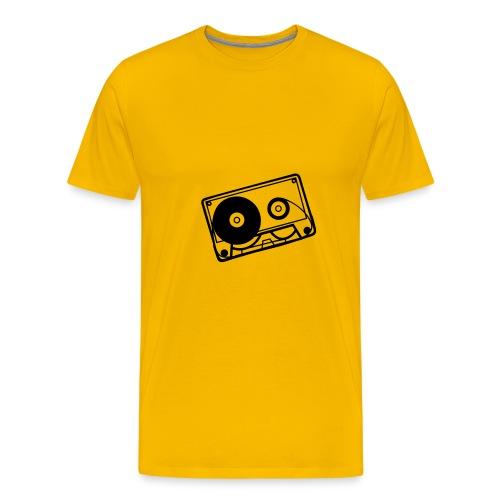 CASSETTE - Men's Premium T-Shirt