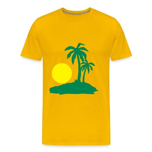 Männer, Der Sommer meines Lebens - Männer Premium T-Shirt