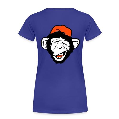 fornermelses T-skjorte - Premium T-skjorte for kvinner