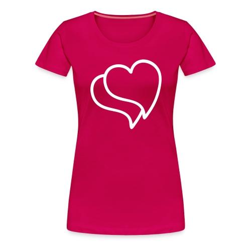 Heart'shirt - T-shirt Premium Femme