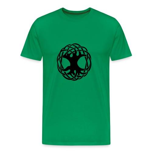 Weltesche - Männer Premium T-Shirt