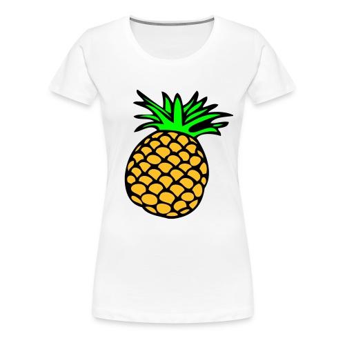 classic pineapple - Women's Premium T-Shirt