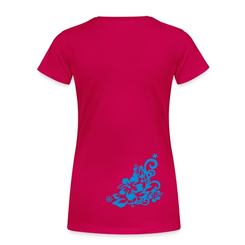 addicted to summer - Frauen Premium T-Shirt