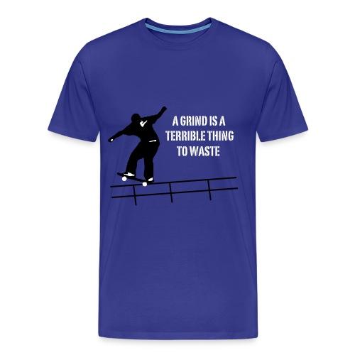 skate style - Men's Premium T-Shirt