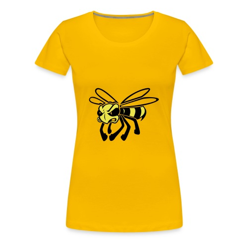 Biene - Frauen Premium T-Shirt