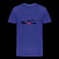 T-Shirts ~ Männer Premium T-Shirt ~ Snooker 147