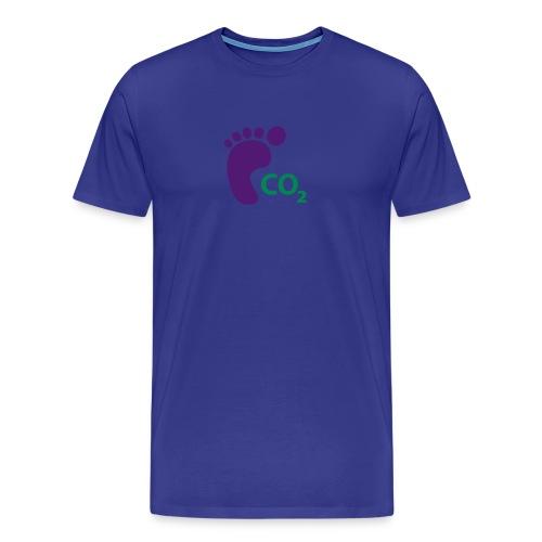 Carbon Footprint - Men's Premium T-Shirt