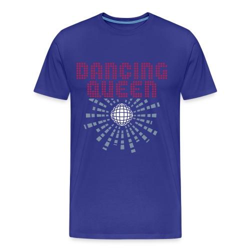dancing queen - Men's Premium T-Shirt