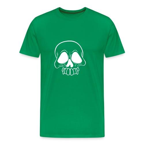 Totenkopf - Schädel - Männer Premium T-Shirt