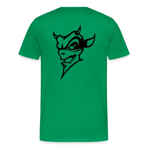 Grand logo manche courte - T-shirt Premium Homme