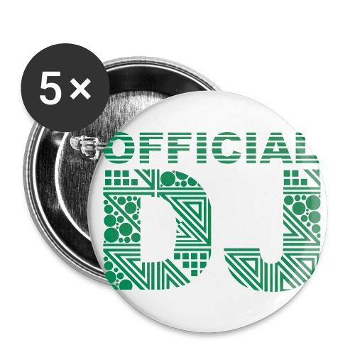 DJ Danny Anstecker - Buttons groß 56 mm