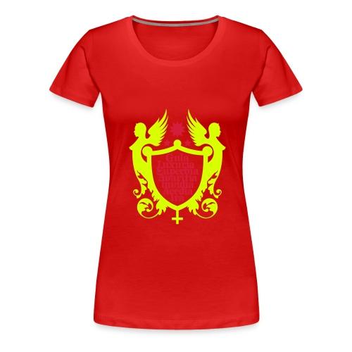 middy blouse - Women's Premium T-Shirt