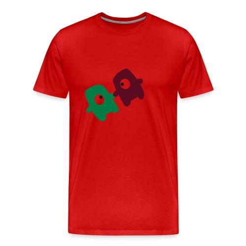 MonsterLove - Männer Premium T-Shirt