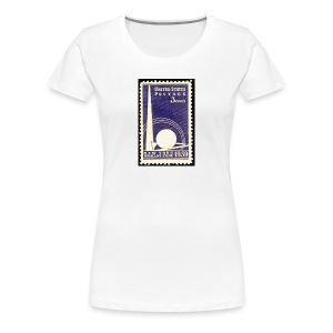 US stamp - Women's Premium T-Shirt