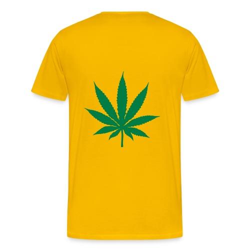 T-shirt Cannabis - T-shirt Premium Homme