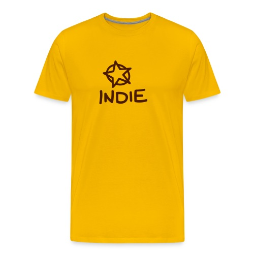 ëtalia Indie Star - Maglietta Premium da uomo