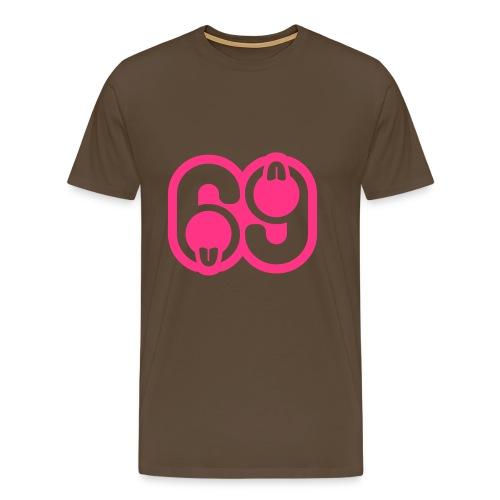 Shirt 69 - Männer Premium T-Shirt