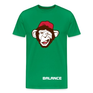 **NEW** Ghetto Monkey - Men's Premium T-Shirt