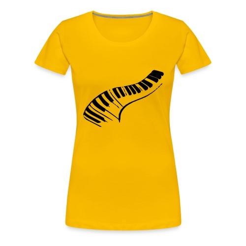 Fanprodukt 1 - Frauen Premium T-Shirt