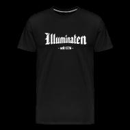 T-Shirts ~ Männer Premium T-Shirt ~ Männer Übergrößenshirt