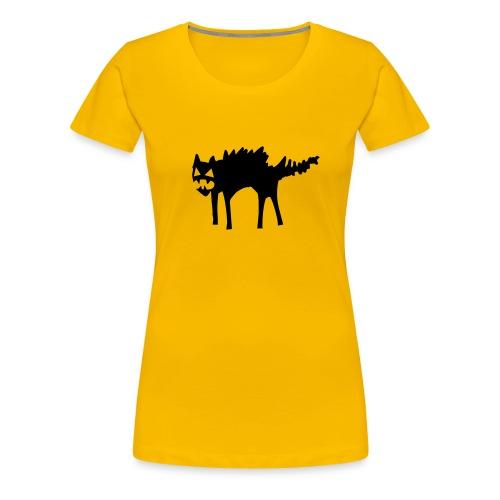 Chatte - T-shirt Premium Femme
