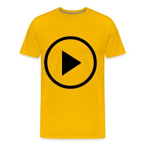 T-shirt PLAYER - Männer Premium T-Shirt