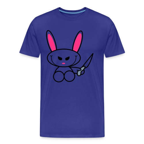 Evil Bunny - Men's Premium T-Shirt