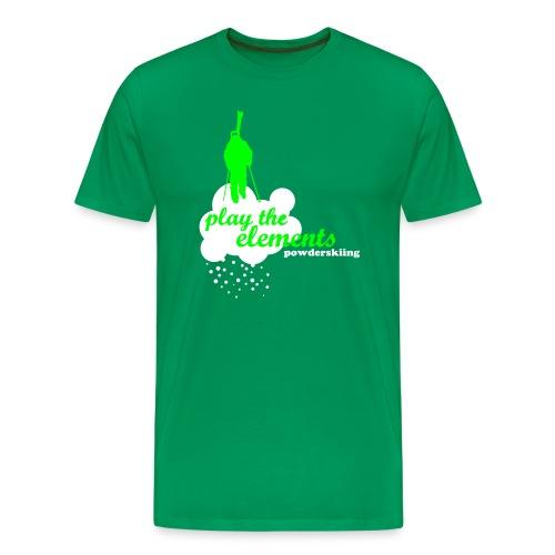pte heaven  - Männer Premium T-Shirt