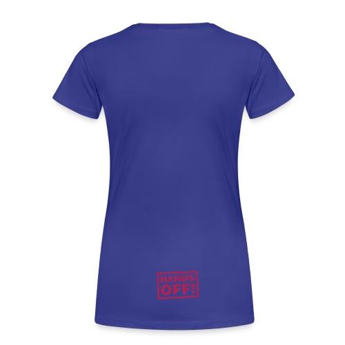 til den spesielle - Premium T-skjorte for kvinner