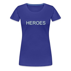 girly heroes - Women's Premium T-Shirt
