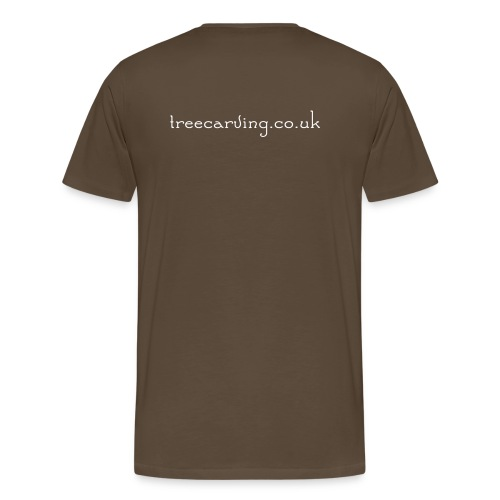 cool carved collectable tshirt - Men's Premium T-Shirt