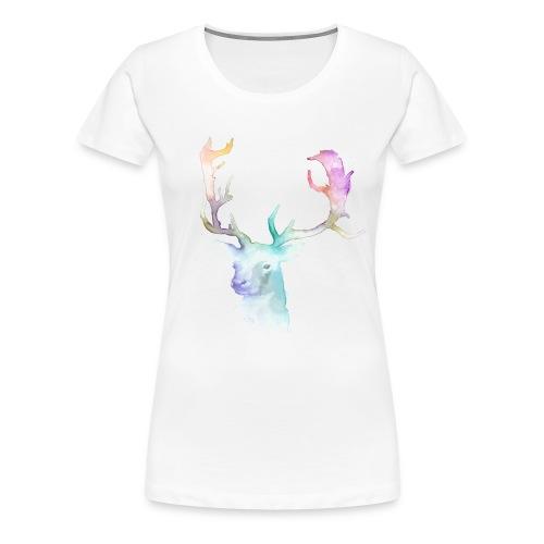 Hirsch - Women's Premium T-Shirt