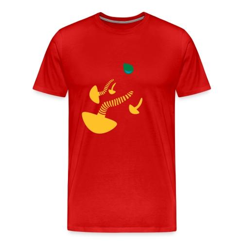 AquaMushMen - Men's Premium T-Shirt