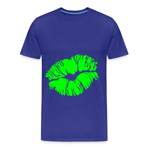 Lips2000 - Men's Premium T-Shirt