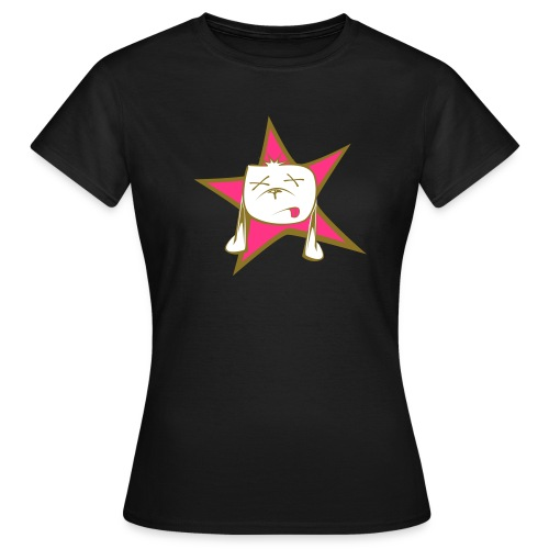 Style: Claudi's Choco Chip - Frauen T-Shirt