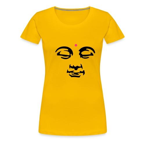 VISAGE  DE BOUDDA - T-shirt Premium Femme