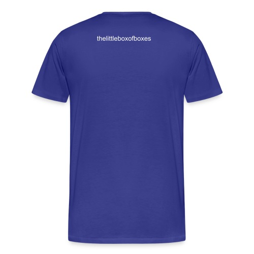 NEW - Special Writeable Flex Text - Men's Premium T-Shirt