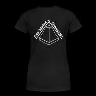 T-Shirts ~ Frauen Premium T-Shirt ~ Das kleine Schwarze