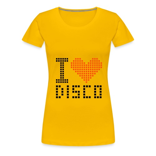 All Dansed Up Womans T-Shirt Coloured - Women's Premium T-Shirt