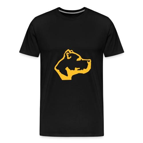doggy 1 - T-shirt Premium Homme