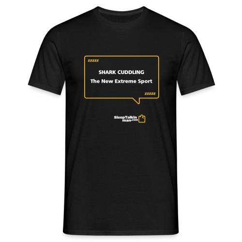 MENS: Shark Cudding - Men's T-Shirt