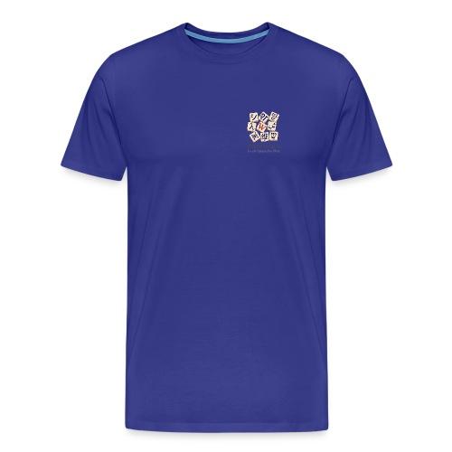 Wiktionnaire poitrine Couleur - T-shirt Premium Homme