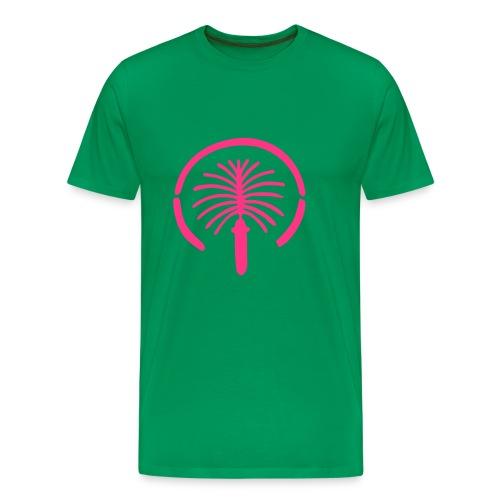 palm5 - Koszulka męska Premium
