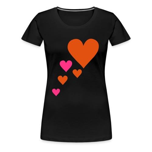 in love - Frauen Premium T-Shirt