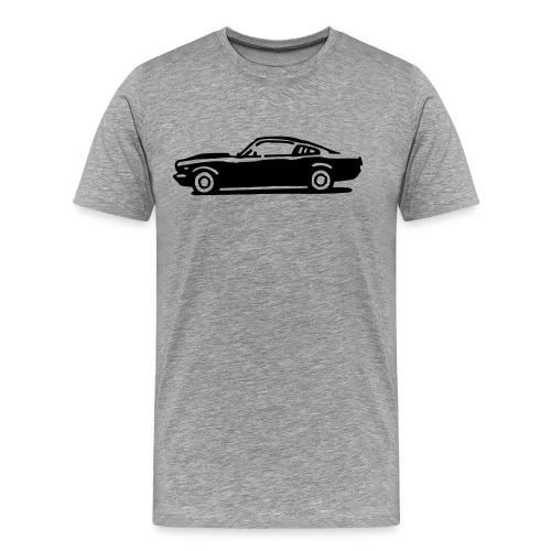 Mustang - Männer Premium T-Shirt